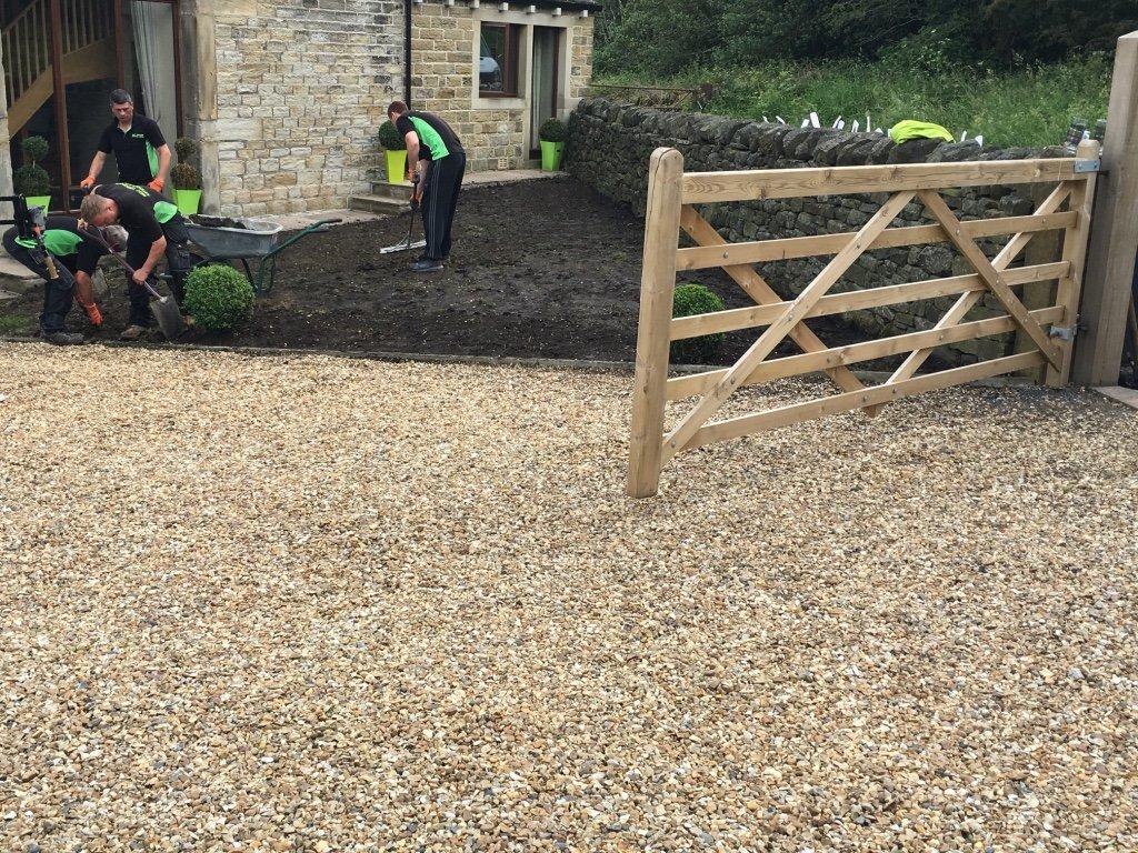 Artificial Grass Installation - Step 1.2