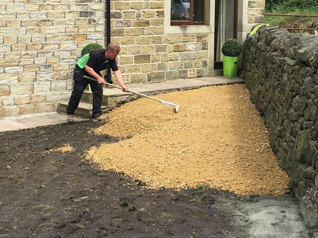 Artificial Grass Installation - Step 3.1