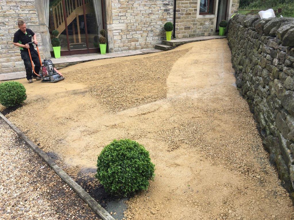 Artificial Grass Installation - Step 3.2