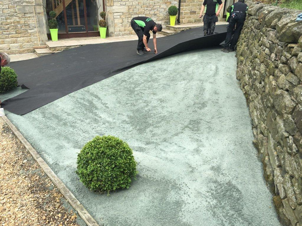 Artificial Grass Installation - Step 6.2