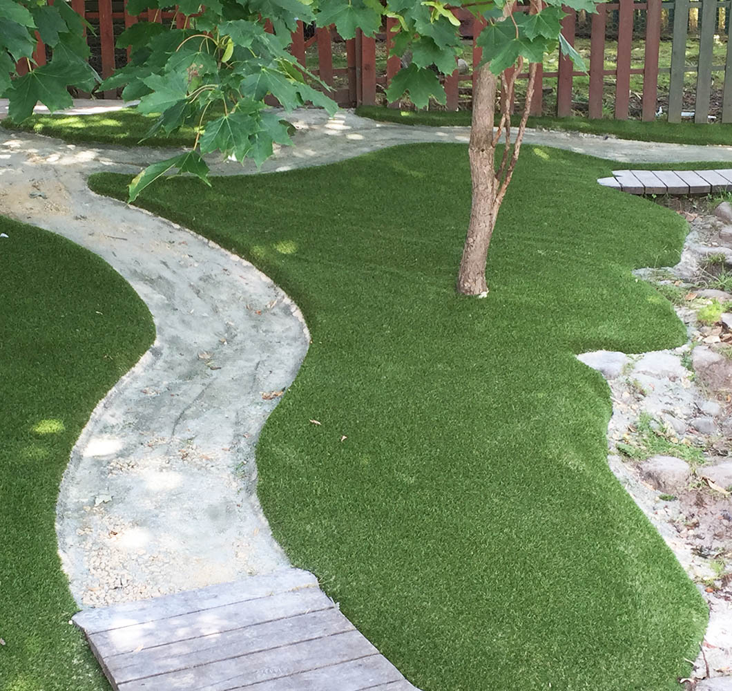 Artificial Grass at Home