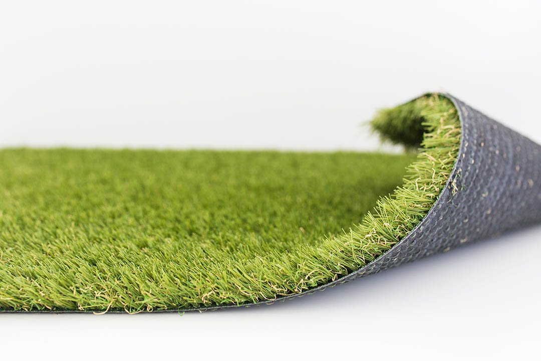 how to fix artificial grass