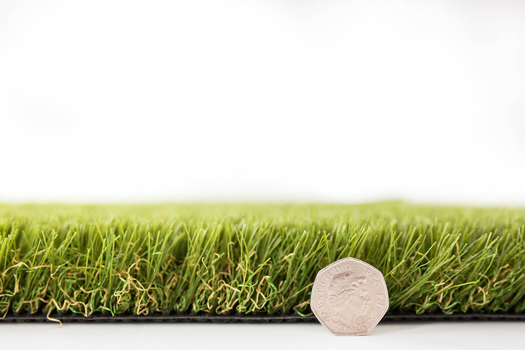 35mm Spring Yorkshire Artificial Grass - Polished Artificial Grass