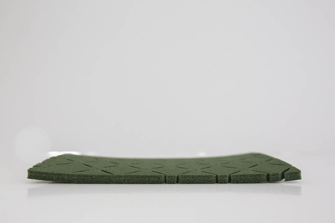10mm soft artificial grass underlay - Polished Artificial Grass