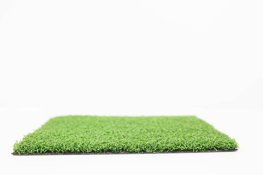 Coloured Artificial Grass Green - Polished Artificial Grass