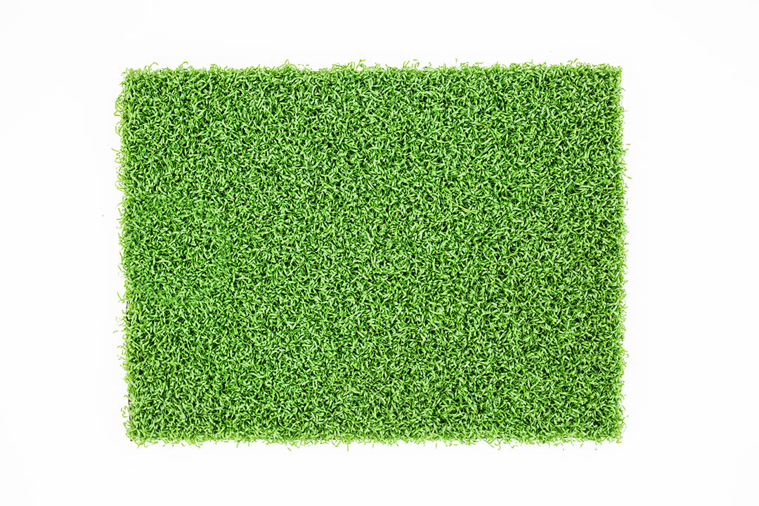 Coloured Artificial Grass Green - Polished Artificial Grass