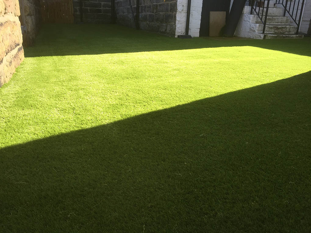 Over Patio Garden Harrogate Artificial Grass