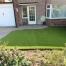 Small Front Garden Cookridge Leeds Before Artificial Grass