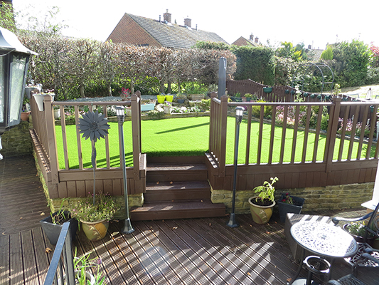 Artificial Grass Installation Leeds